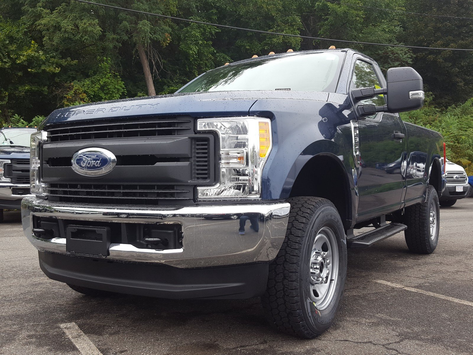 2017 F-350 Regular Cab 4x4 Pickup #QT013 - photo 1