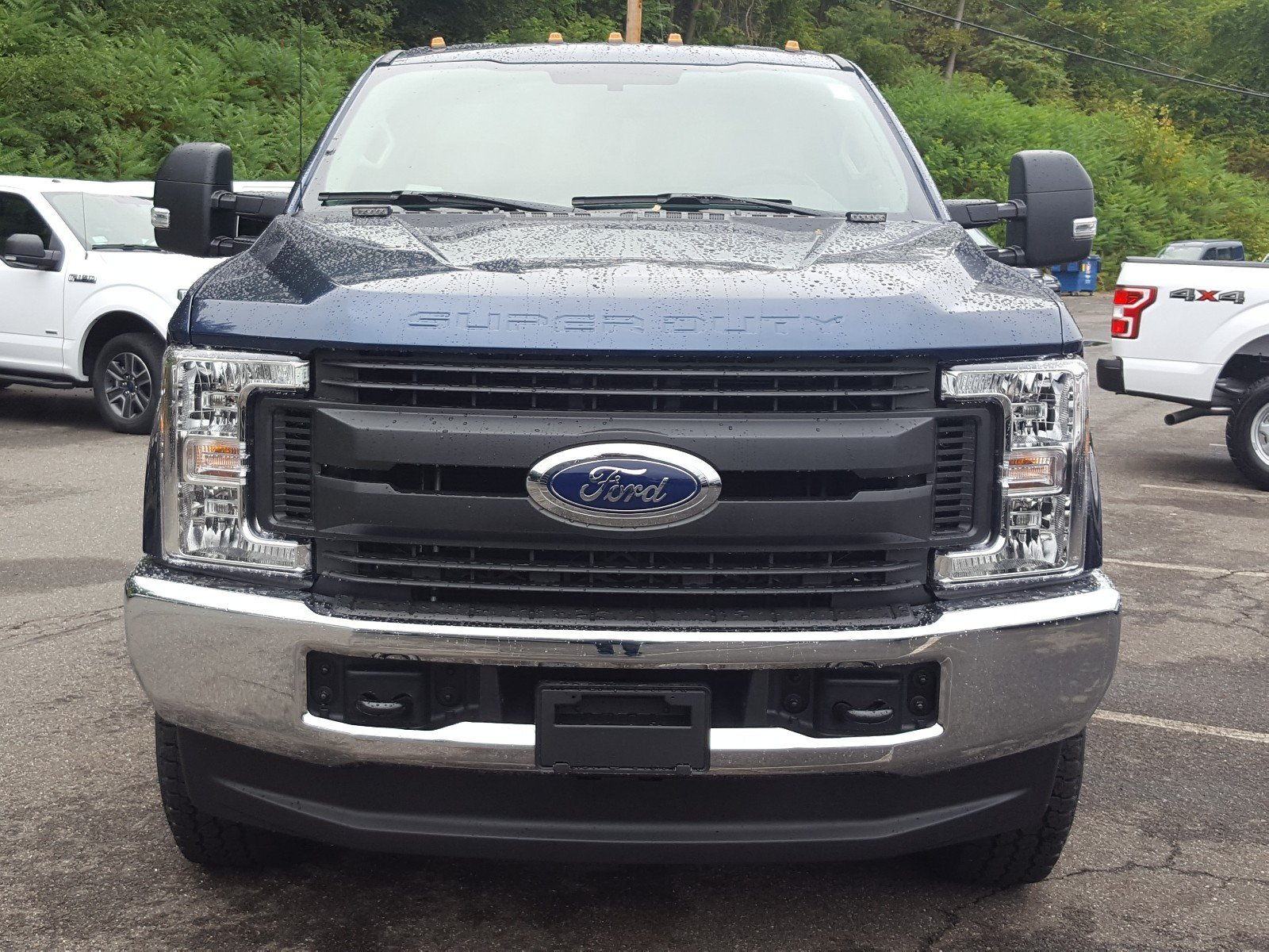 2017 F-350 Regular Cab 4x4 Pickup #QT013 - photo 8