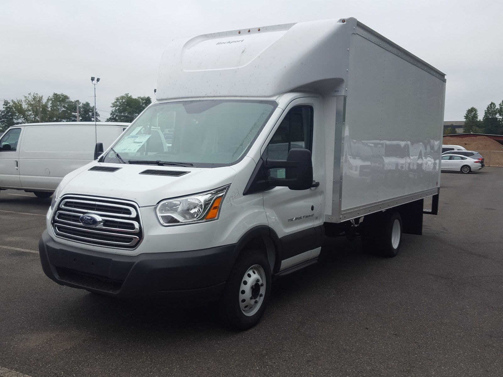 2017 Transit 350 HD DRW, Rockport Cutaway Van #QT025 - photo 1