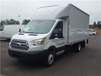 2017 Transit 350 HD DRW, Rockport Rockport Cutaway Van #QT025 - photo 1