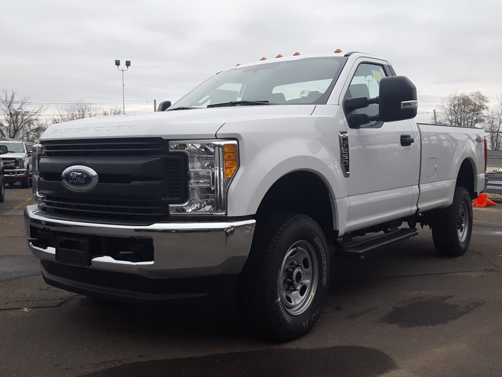 2017 F-250 Regular Cab 4x4, Pickup #QT069 - photo 1