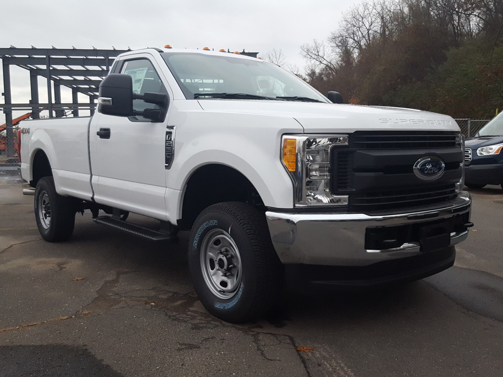 2017 F-250 Regular Cab 4x4, Pickup #QT069 - photo 7