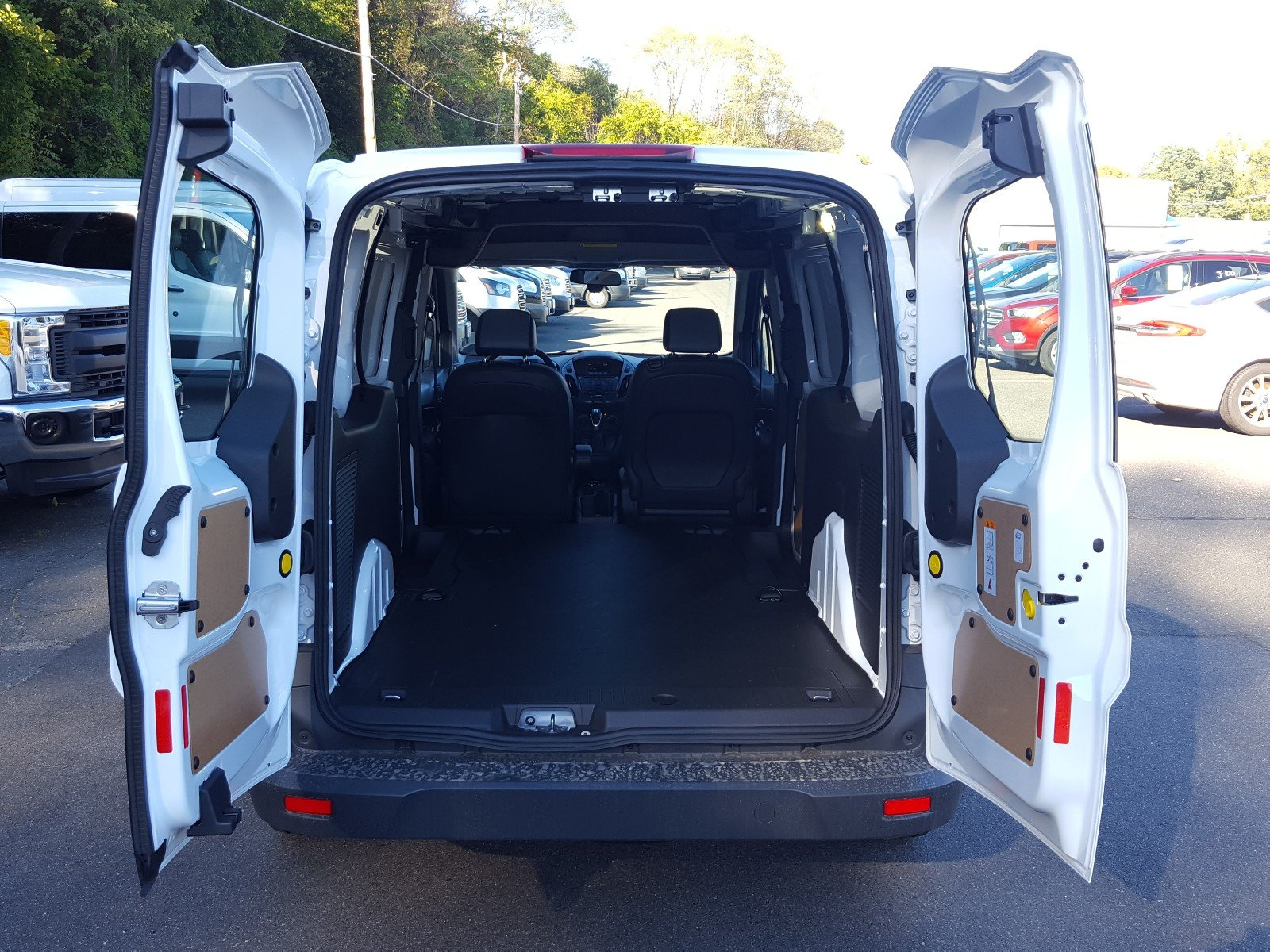 2018 Transit Connect, Cargo Van #R7005 - photo 2