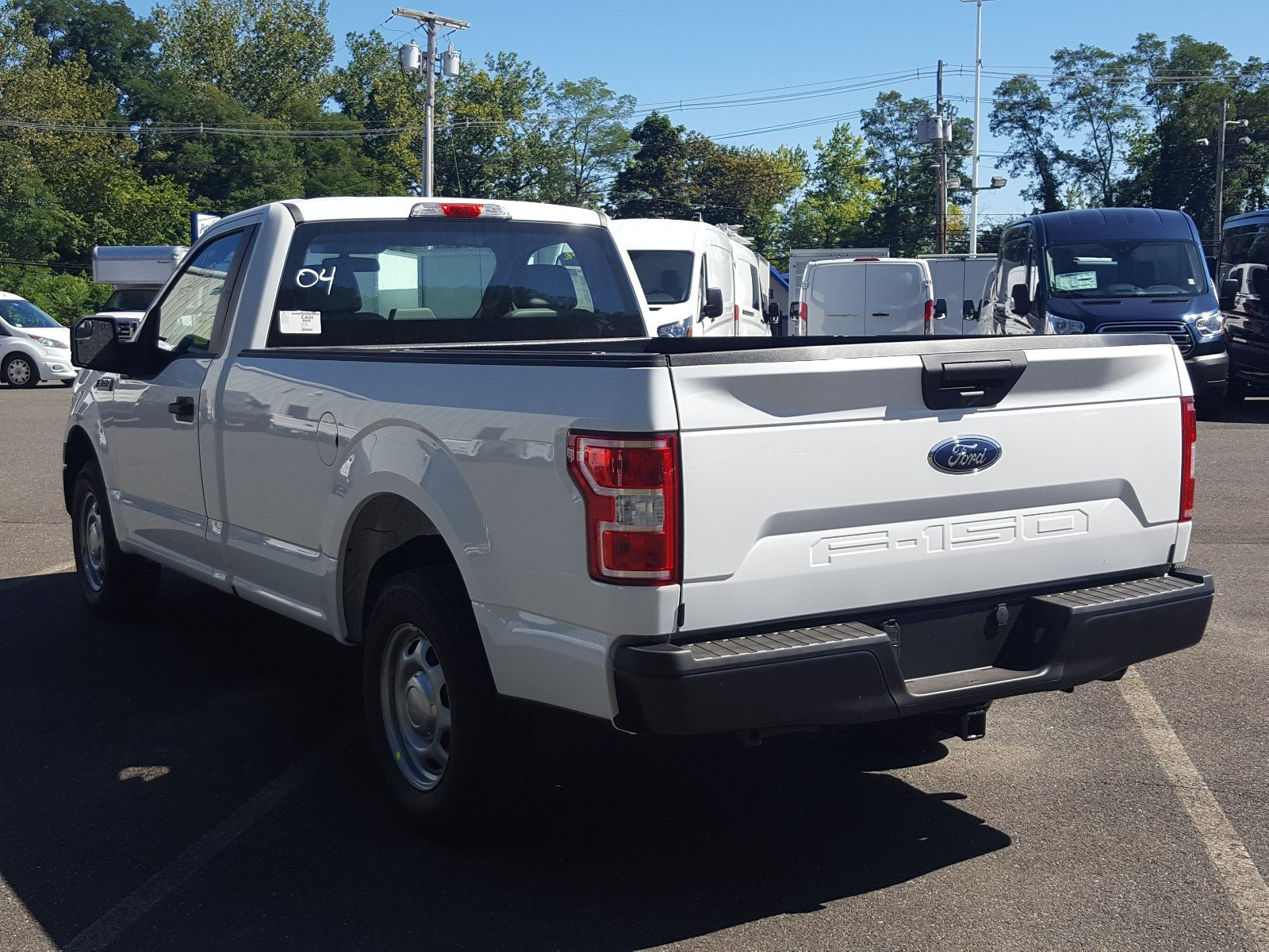 2018 F-150 Regular Cab Pickup #R7013 - photo 2