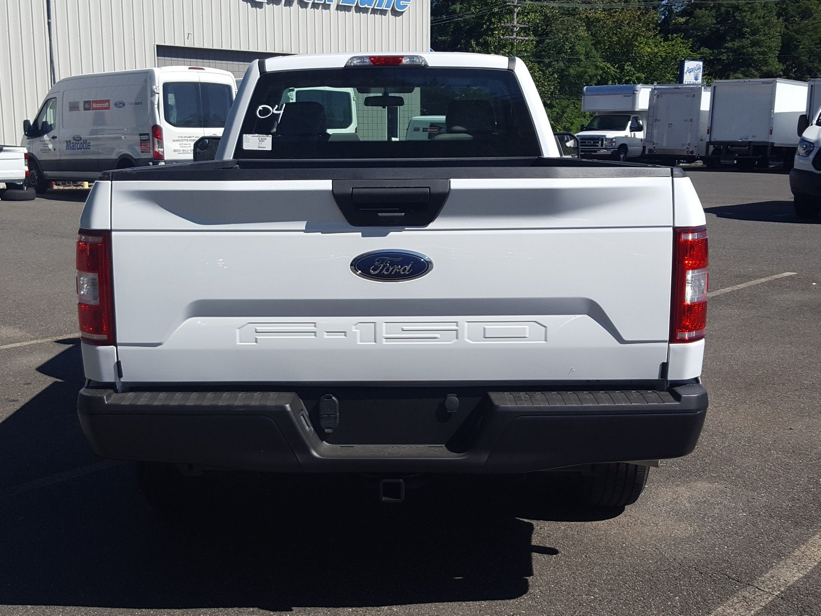 2018 F-150 Regular Cab Pickup #R7013 - photo 4