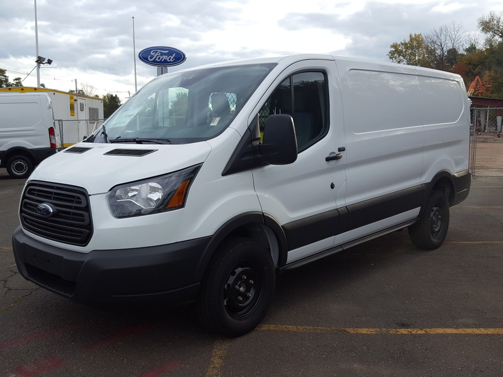 2018 Transit 250 Cargo Van #R7039 - photo 1