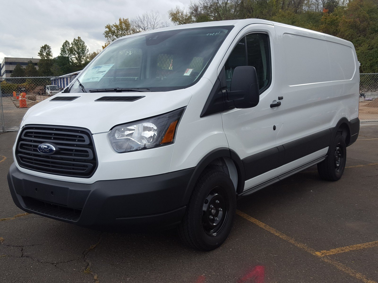 2018 Transit 250, Cargo Van #R7066 - photo 1