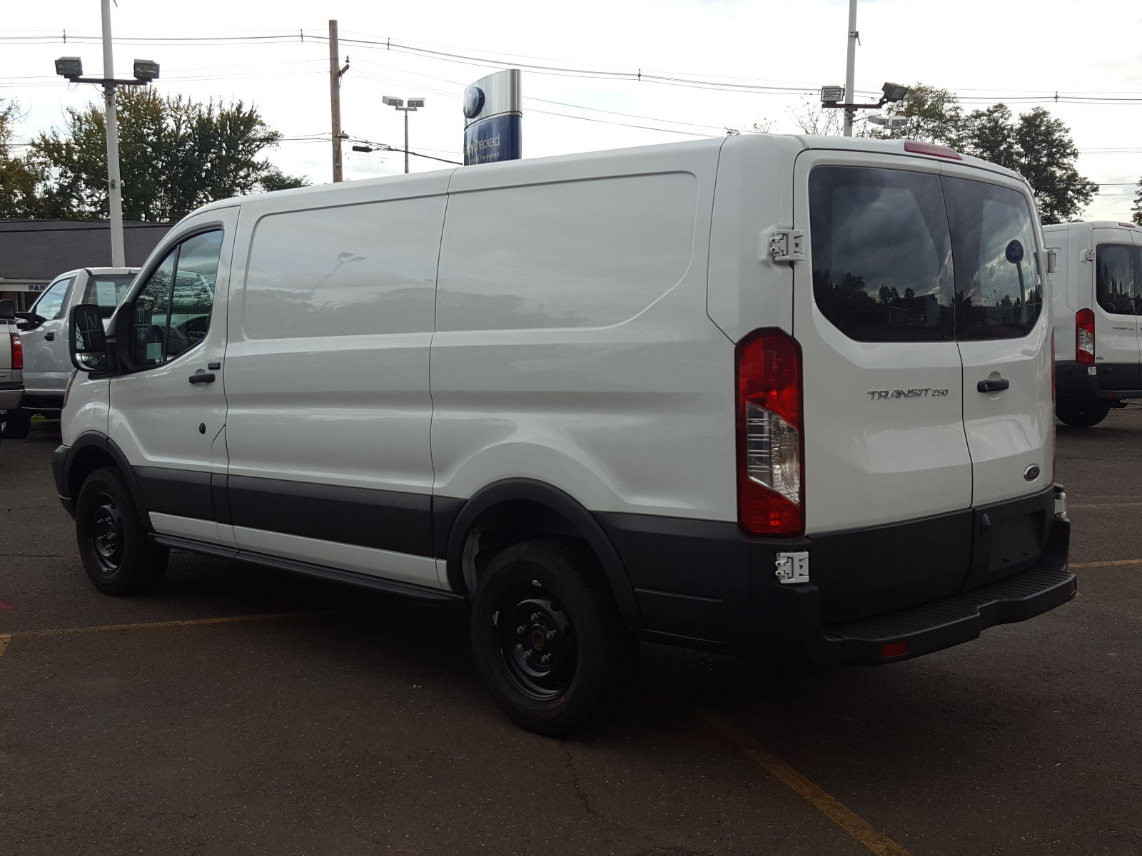 2018 Transit 250, Cargo Van #R7066 - photo 3