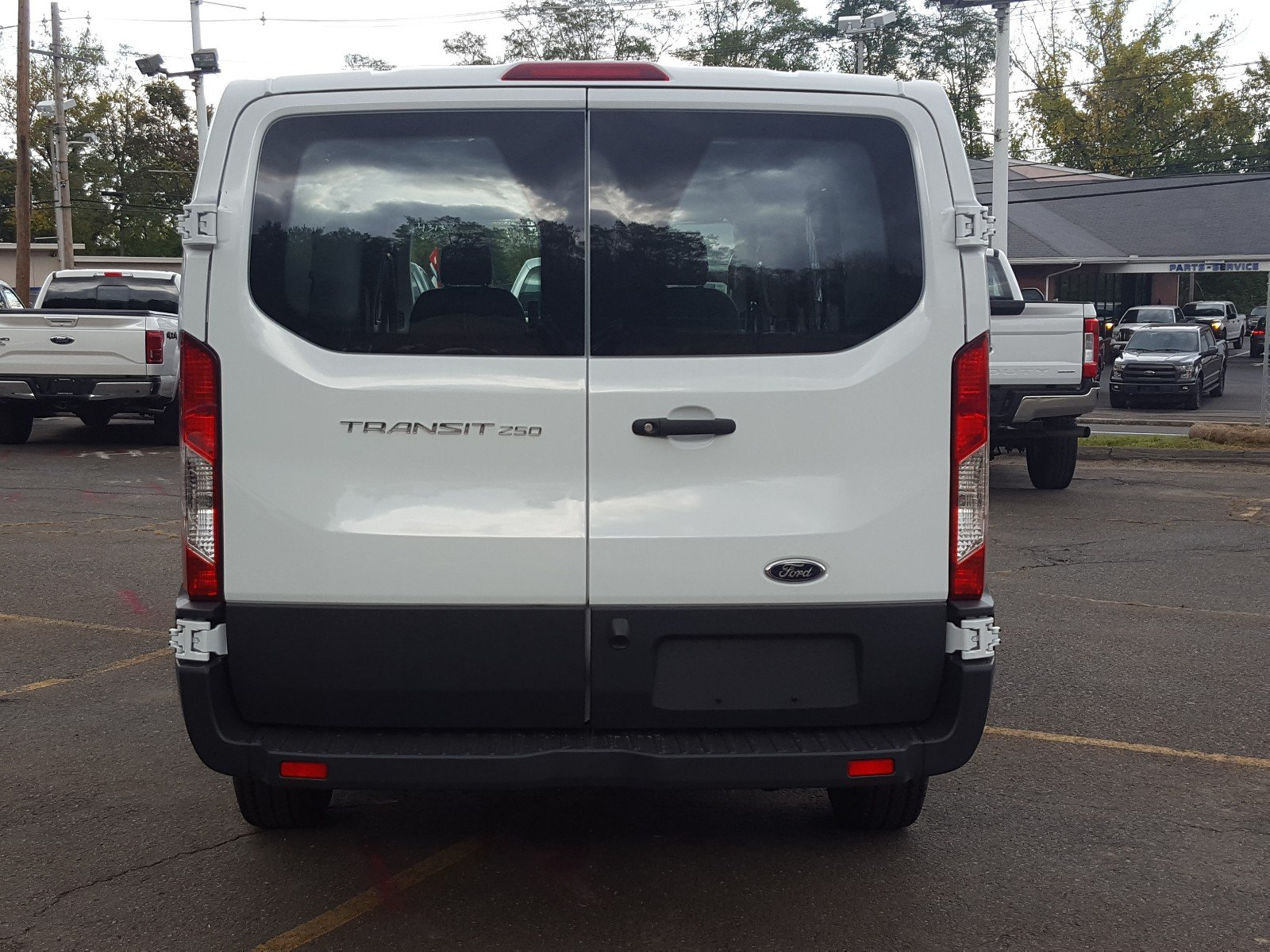 2018 Transit 250, Cargo Van #R7066 - photo 5