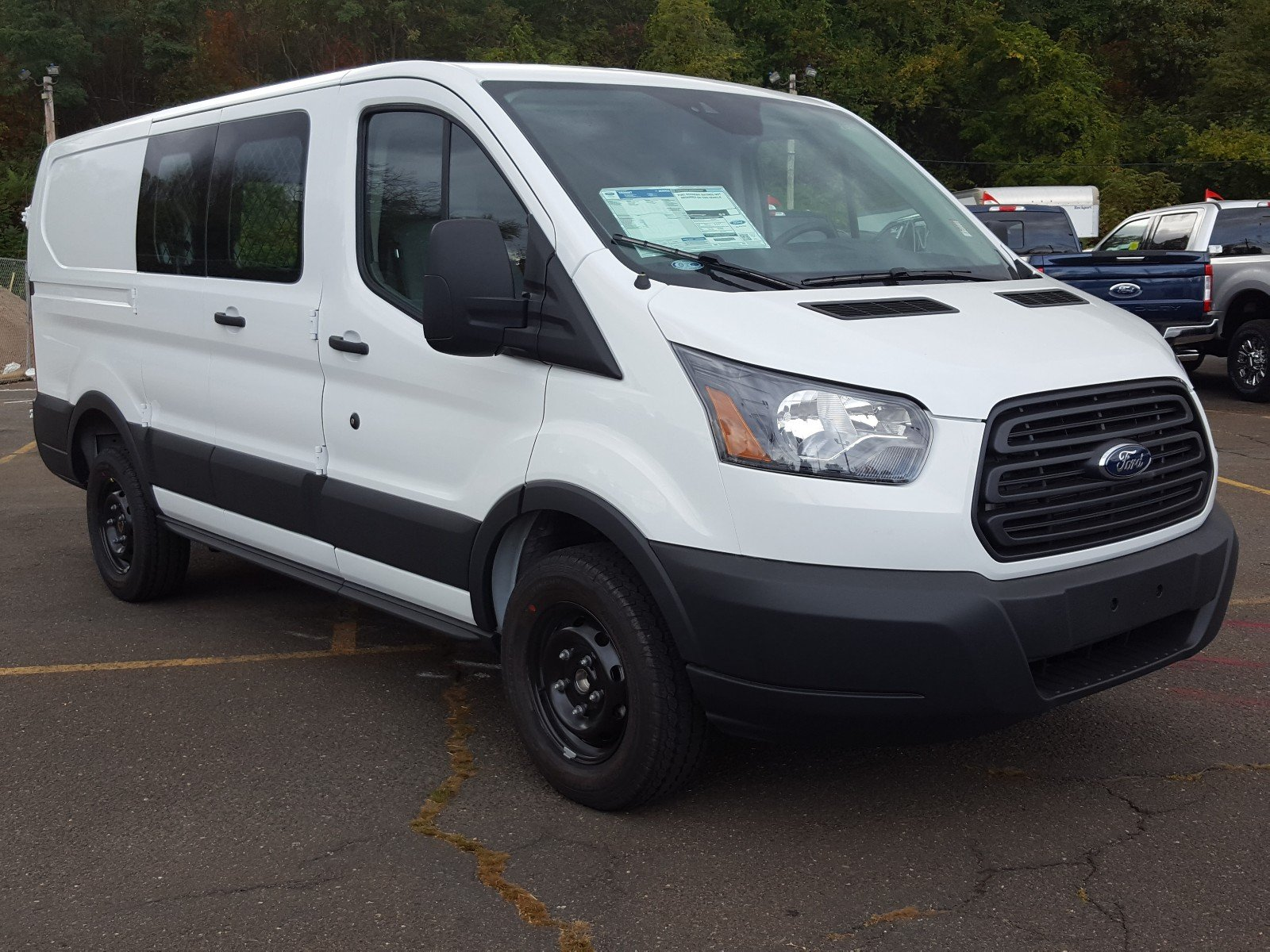 2018 Transit 250, Cargo Van #R7066 - photo 8