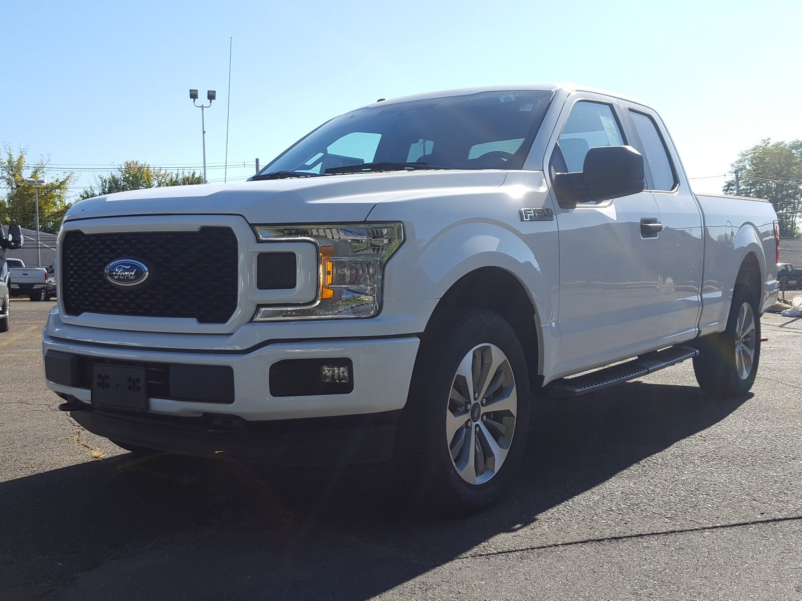 2018 F-150 Super Cab 4x4, Pickup #R7070 - photo 1