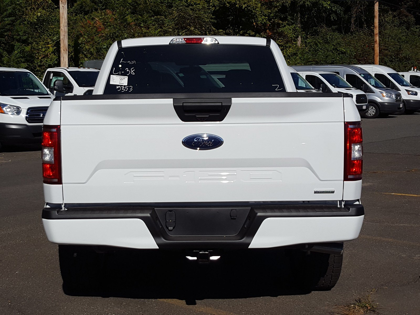 2018 F-150 Super Cab 4x4, Pickup #R7070 - photo 4
