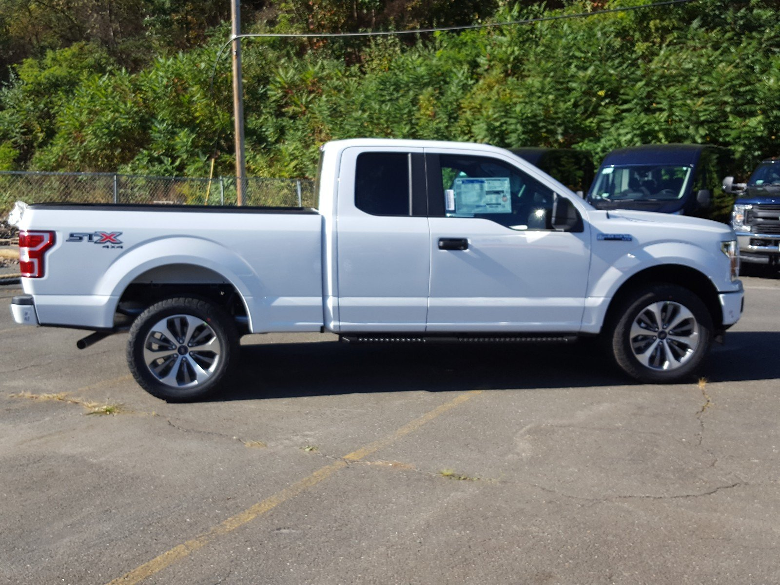 2018 F-150 Super Cab 4x4, Pickup #R7070 - photo 6