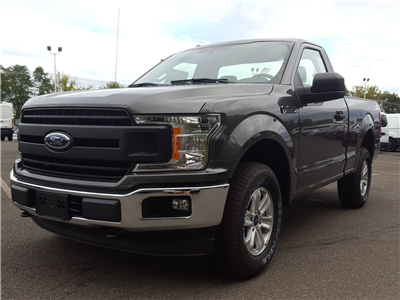 2018 F-150 Regular Cab 4x4, Pickup #R7079 - photo 1