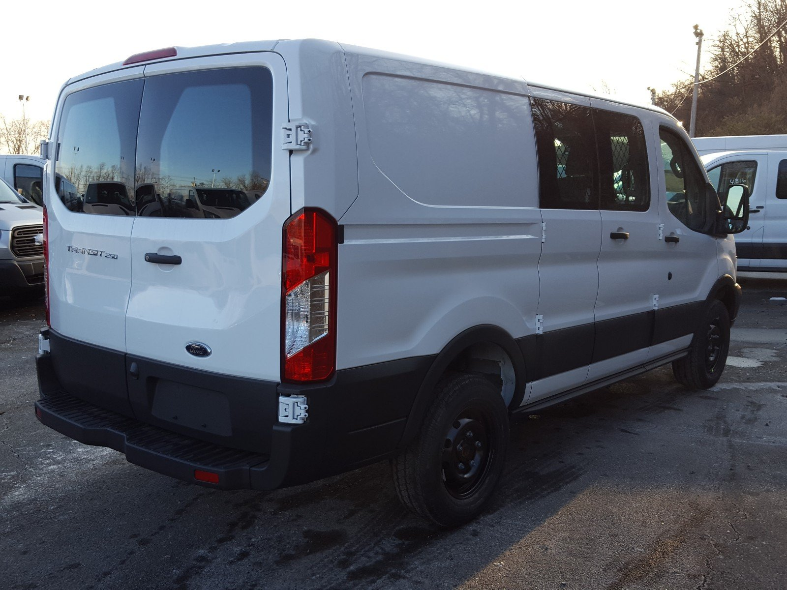2018 Transit 250, Cargo Van #R7105 - photo 3