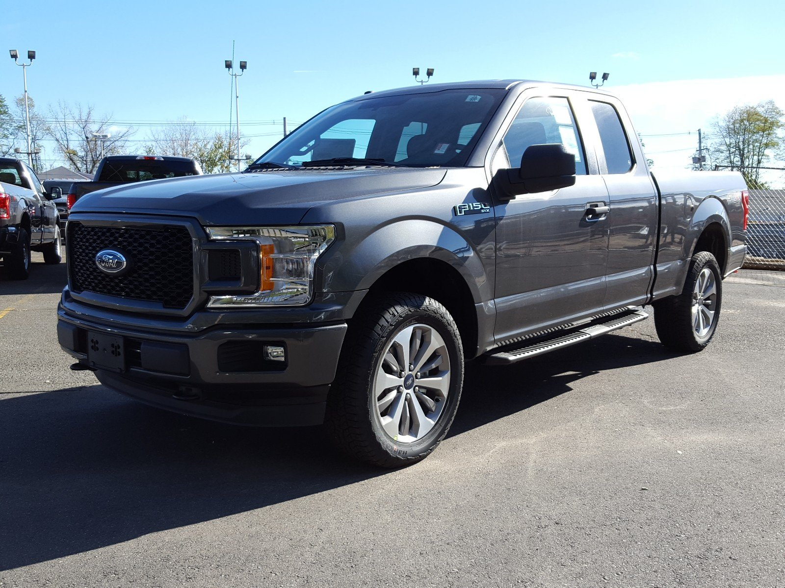 2018 F-150 Super Cab 4x4, Pickup #R7110 - photo 1