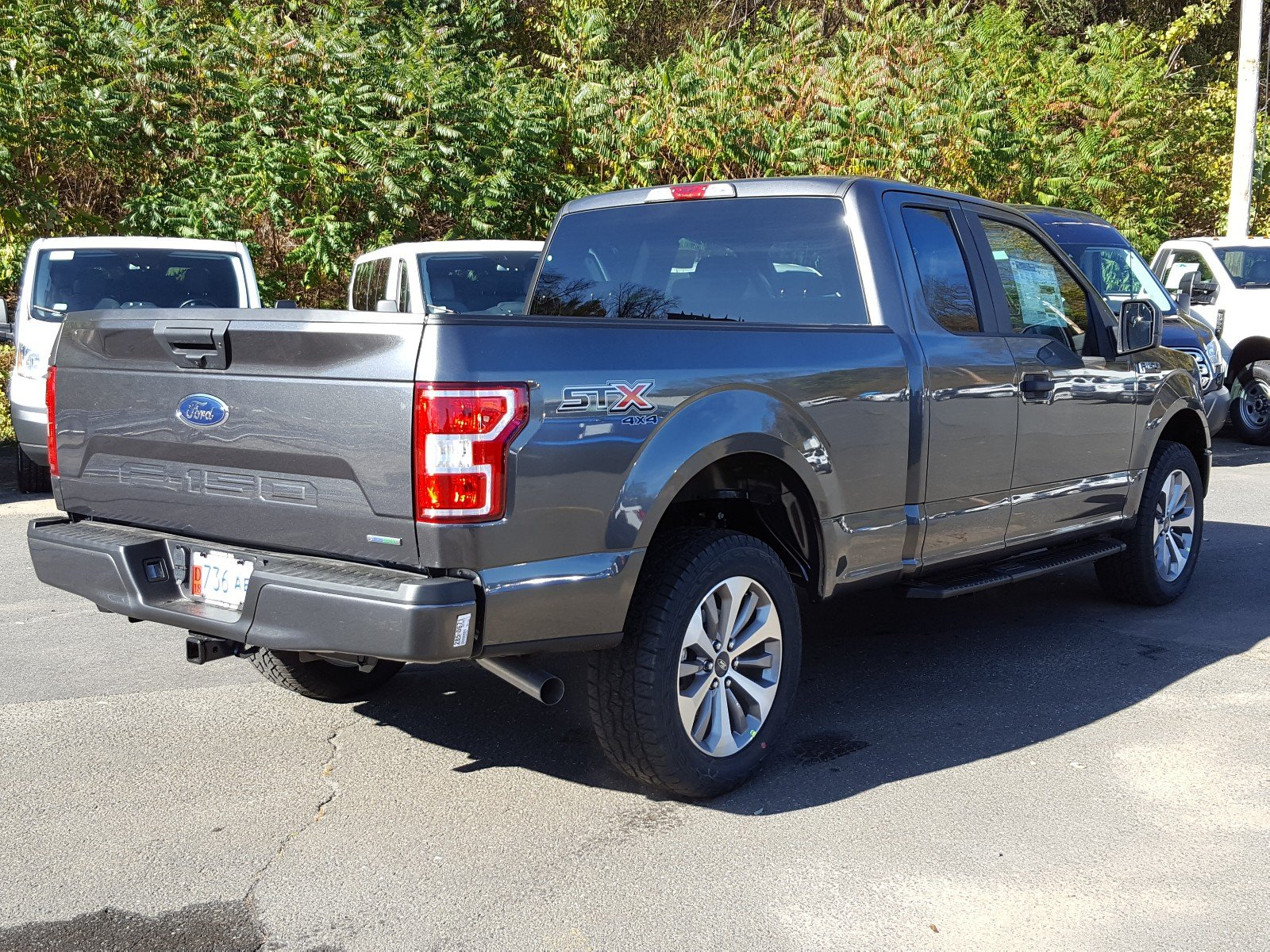 2018 F-150 Super Cab 4x4, Pickup #R7110 - photo 5