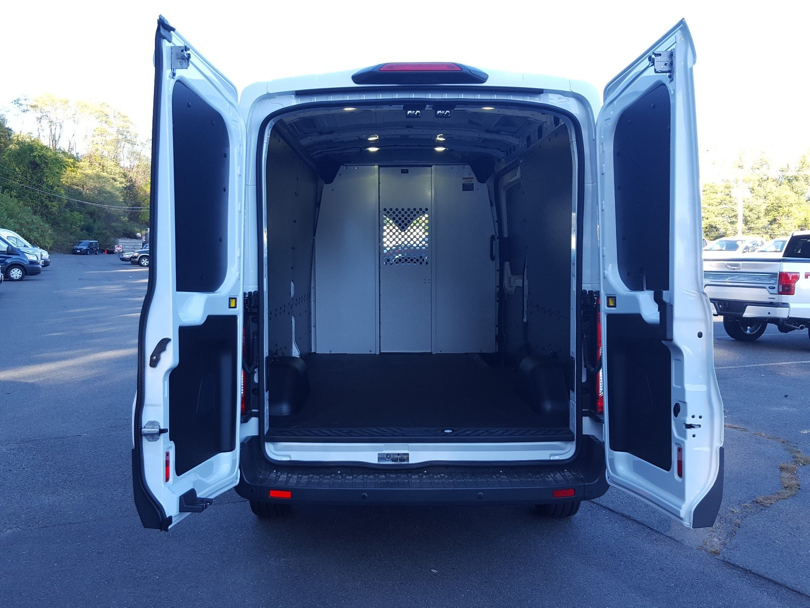 2018 Transit 250 Van Upfit #R7117 - photo 2