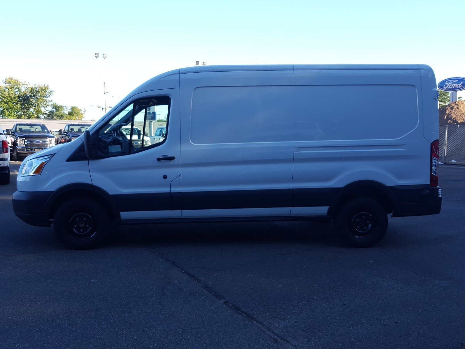 2018 Transit 250 Van Upfit #R7117 - photo 3