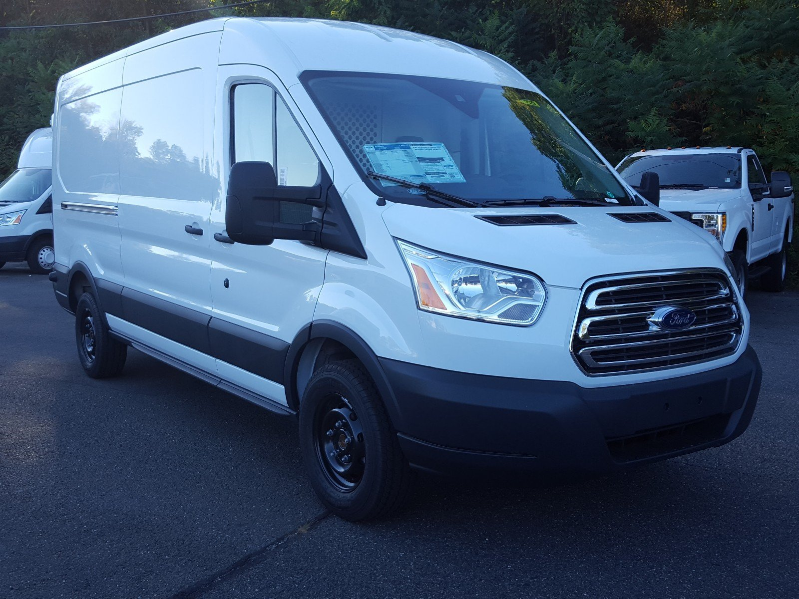 2018 Transit 250 Van Upfit #R7117 - photo 8