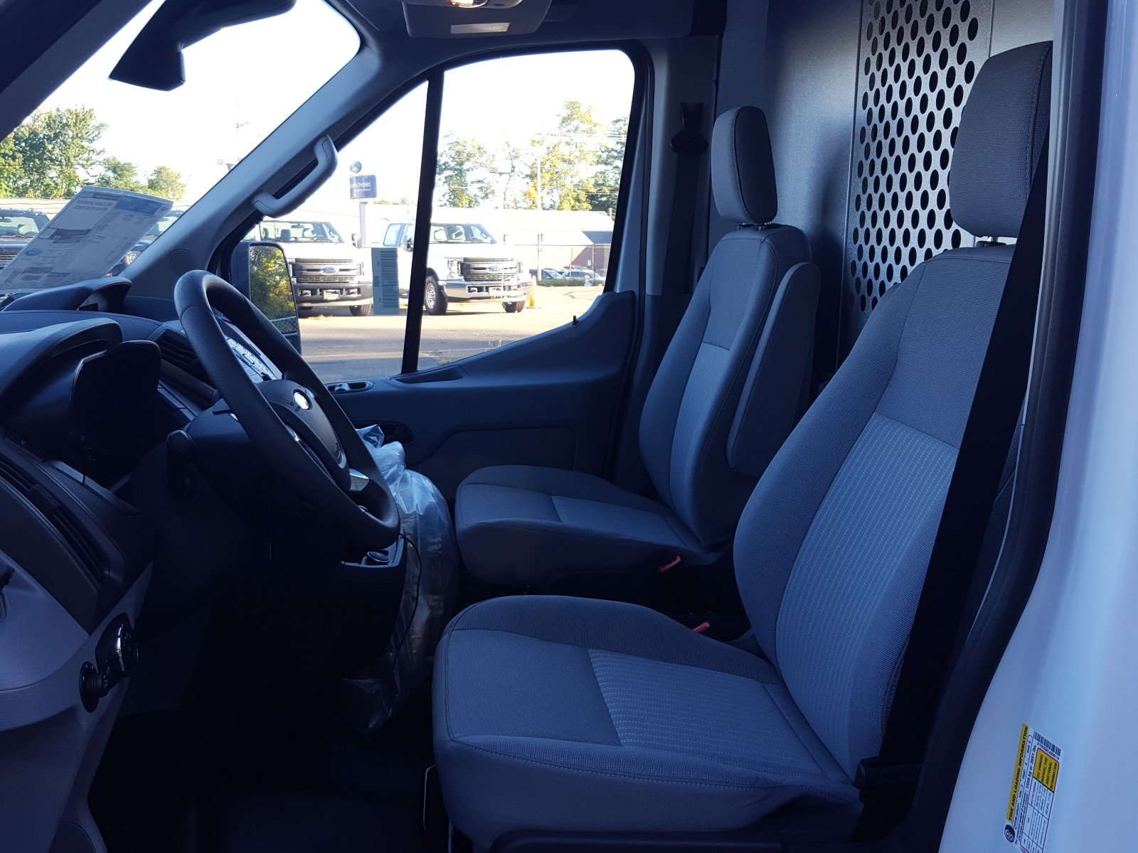 2018 Transit 250 Van Upfit #R7117 - photo 10