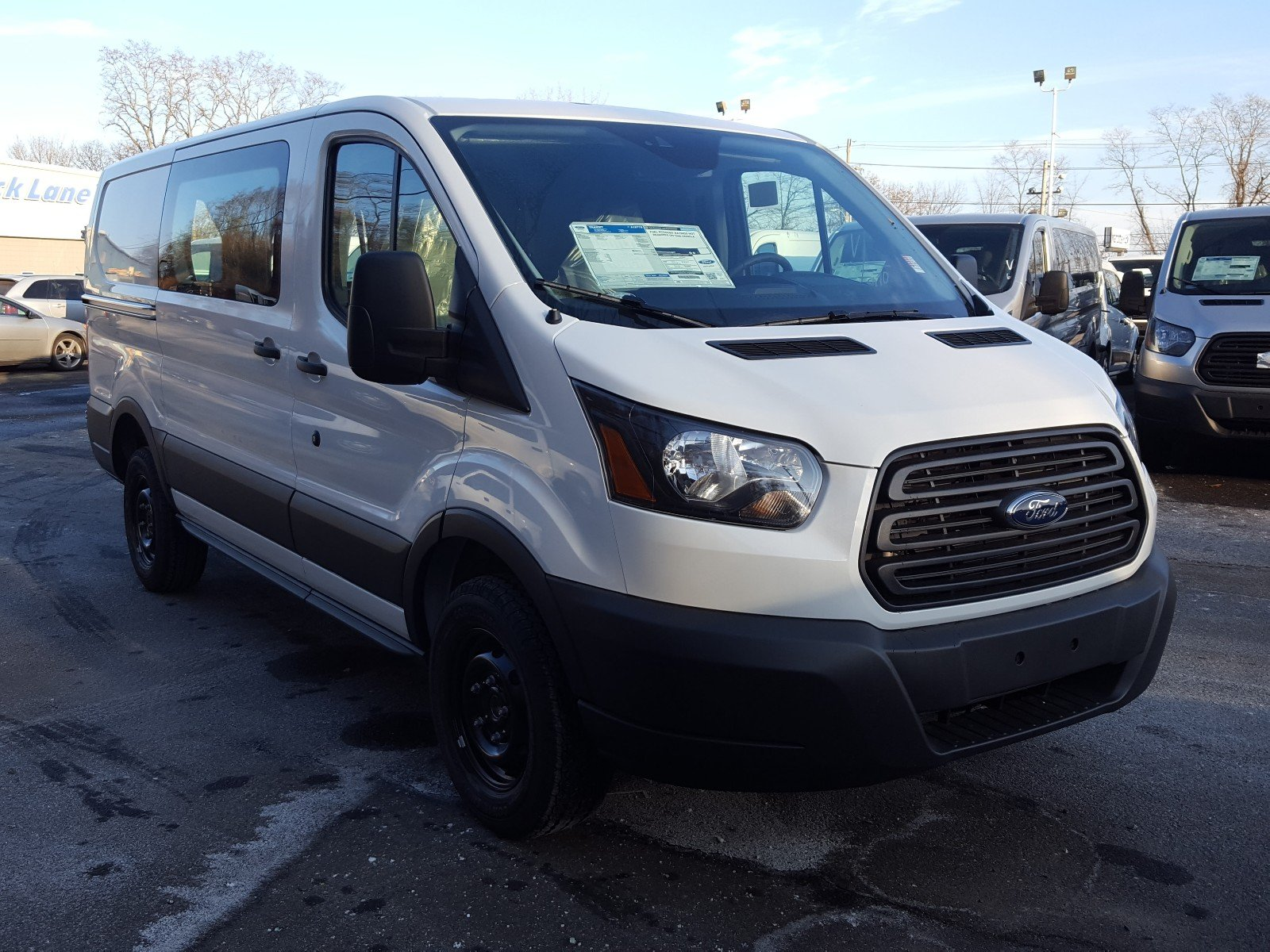 2018 Transit 250, Cargo Van #R7121 - photo 1
