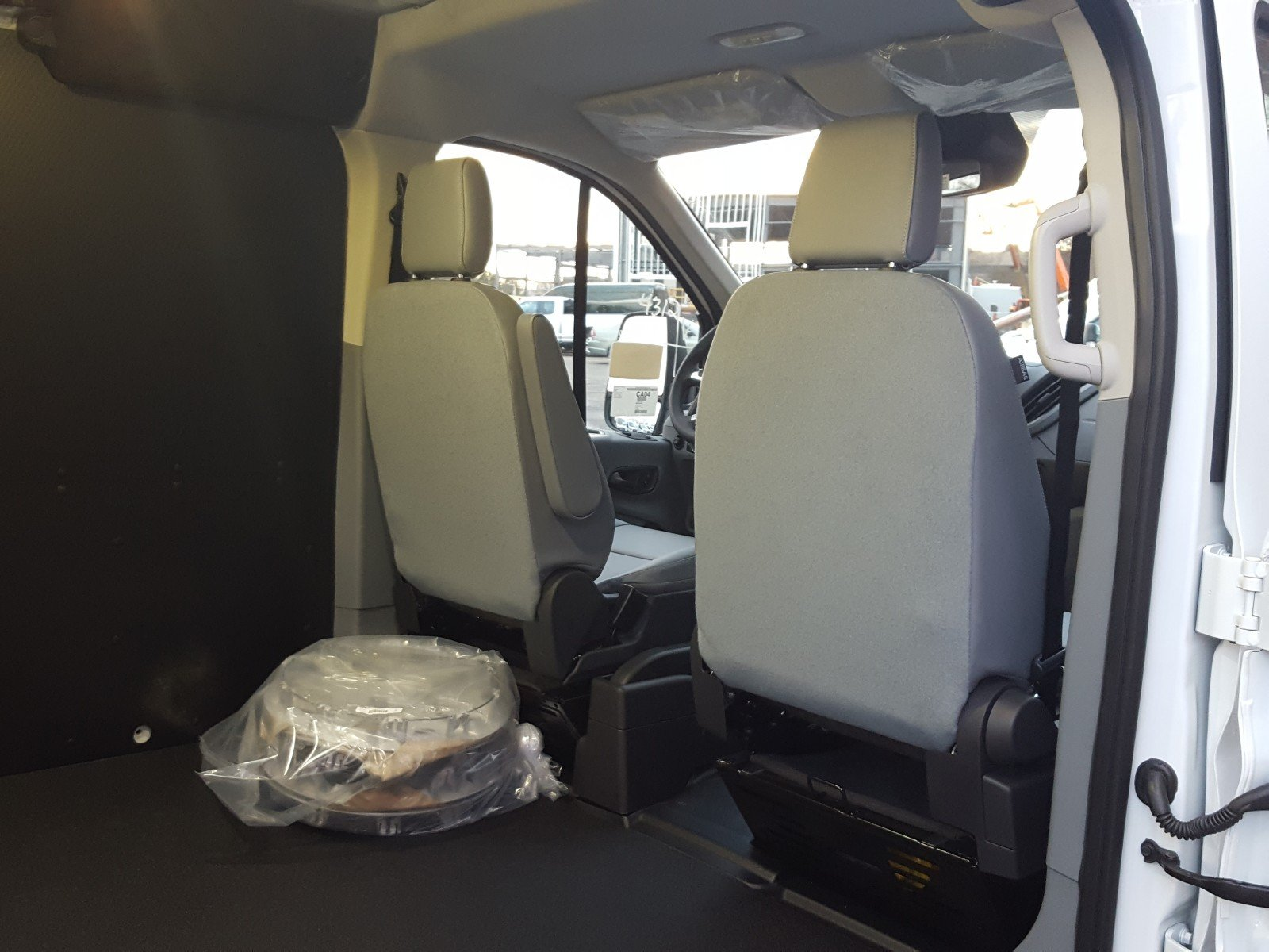 2018 Transit 150 Cargo Van #R7151 - photo 16