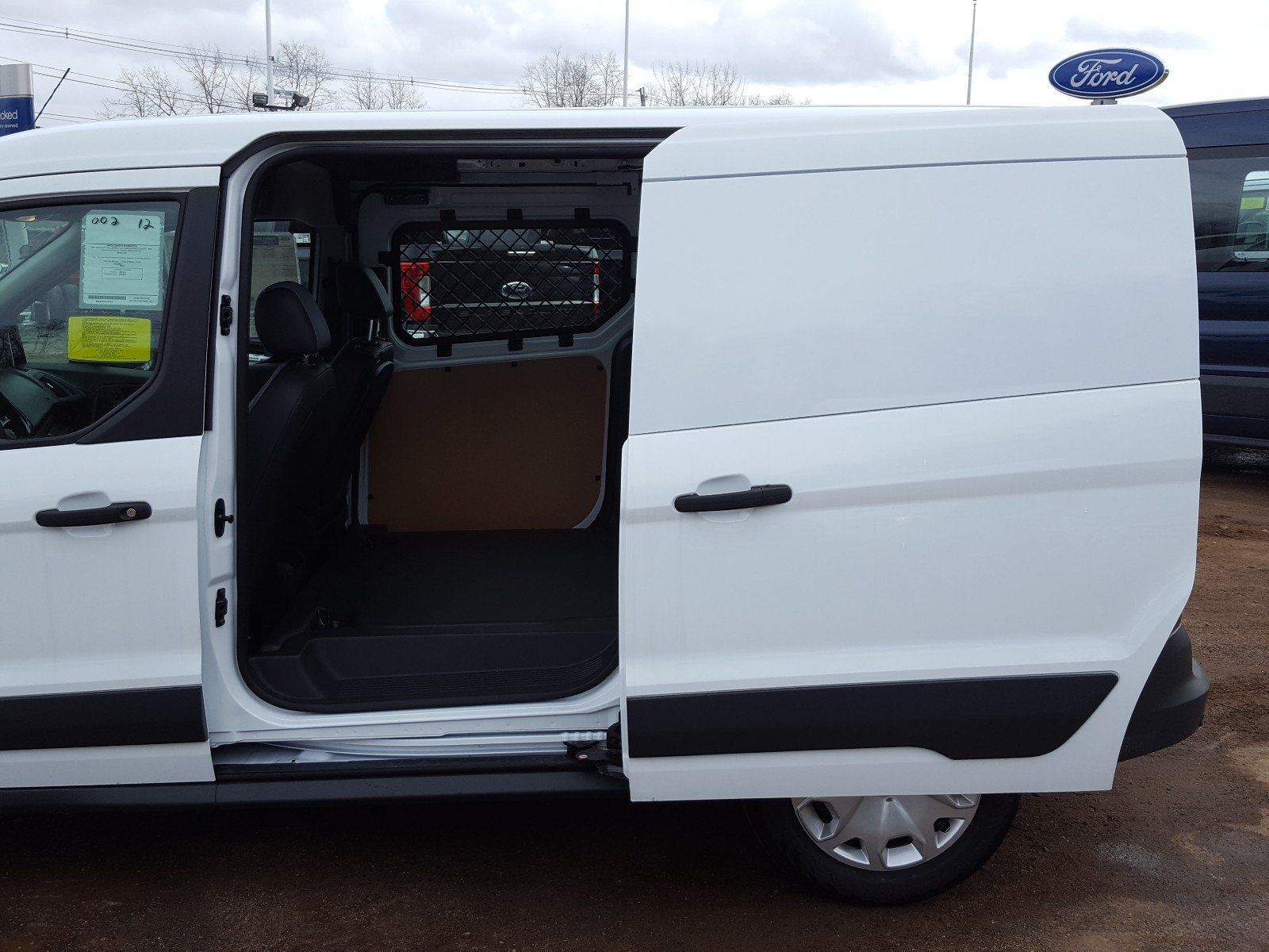 2018 Transit Connect, Cargo Van #R7157 - photo 15