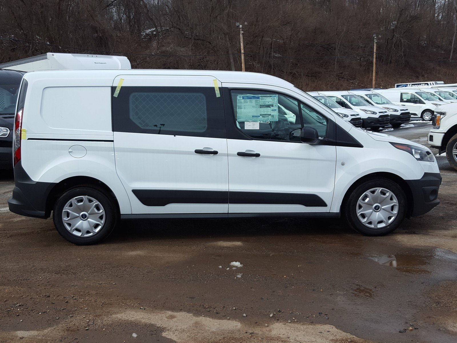 2018 Transit Connect, Cargo Van #R7157 - photo 4
