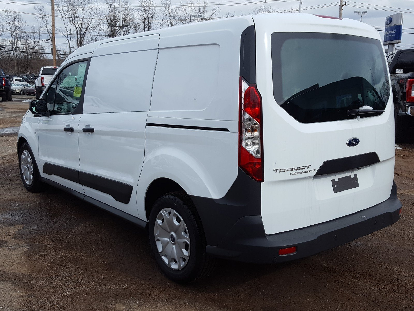 2018 Transit Connect, Cargo Van #R7157 - photo 7