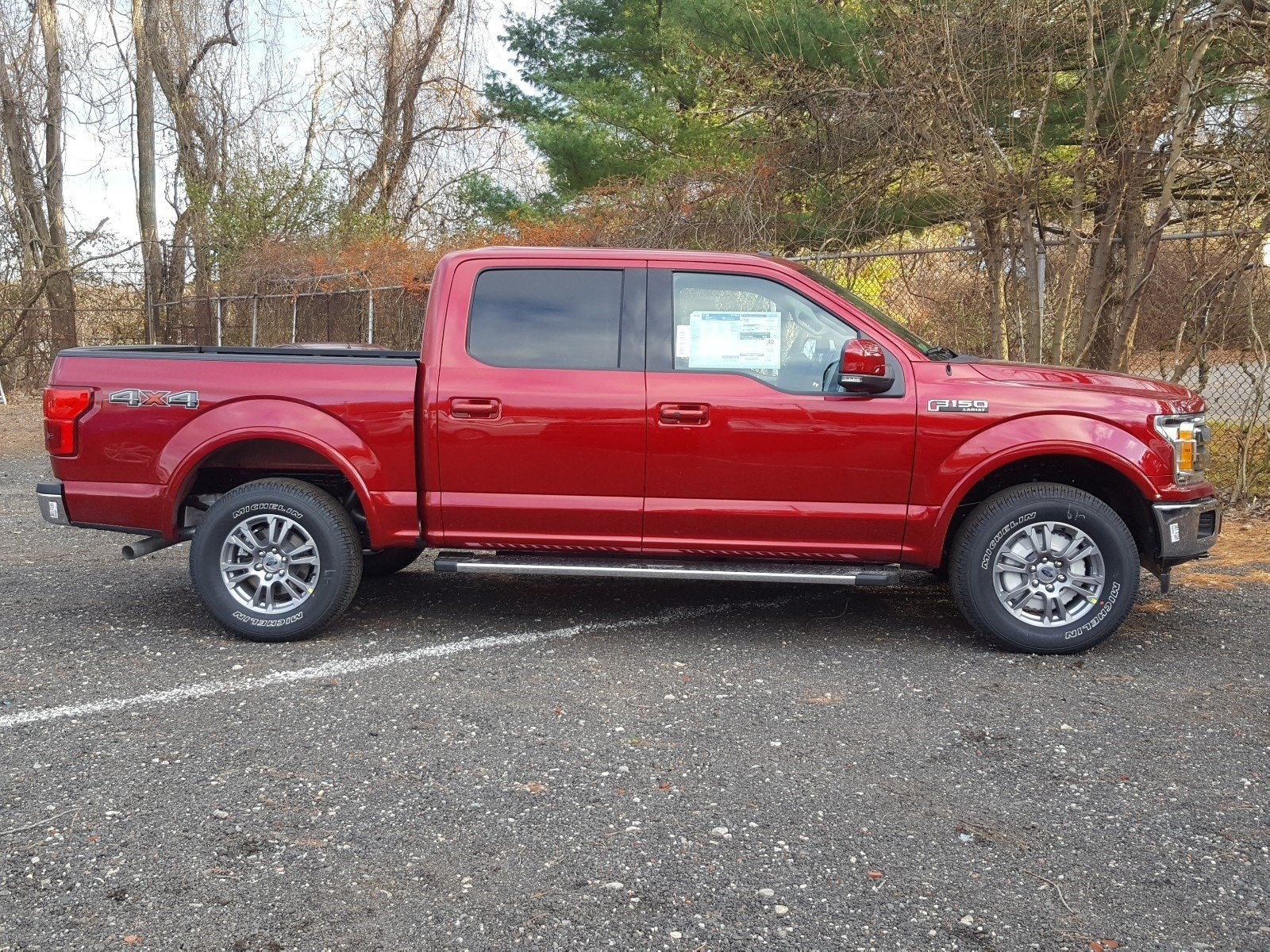 2018 F-150 SuperCrew Cab 4x4, Pickup #R7160 - photo 2