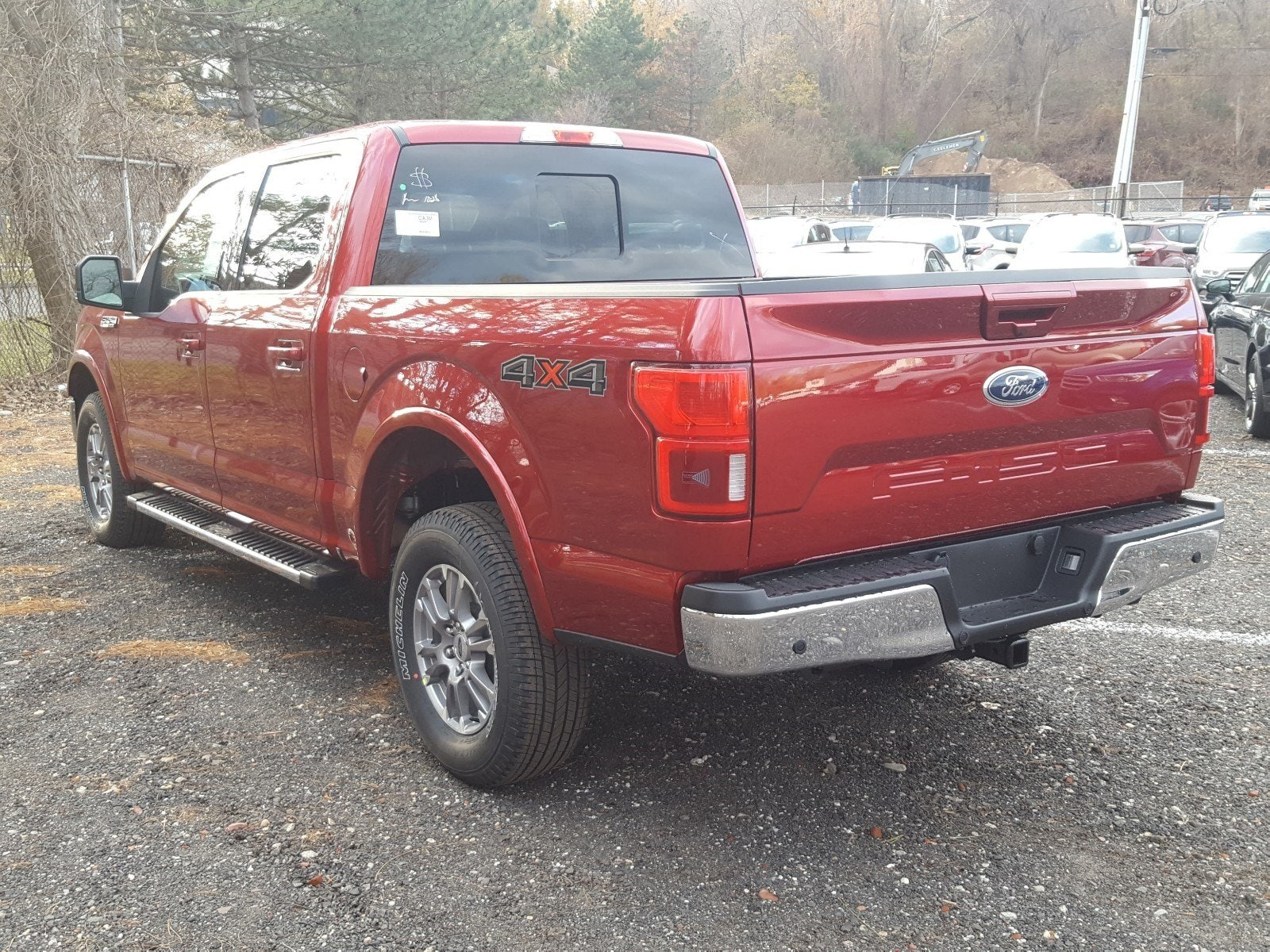 2018 F-150 SuperCrew Cab 4x4, Pickup #R7160 - photo 5