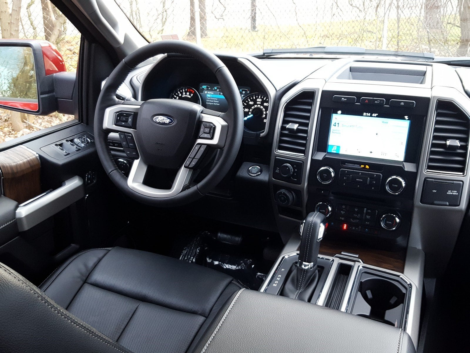 2018 F-150 SuperCrew Cab 4x4, Pickup #R7160 - photo 16
