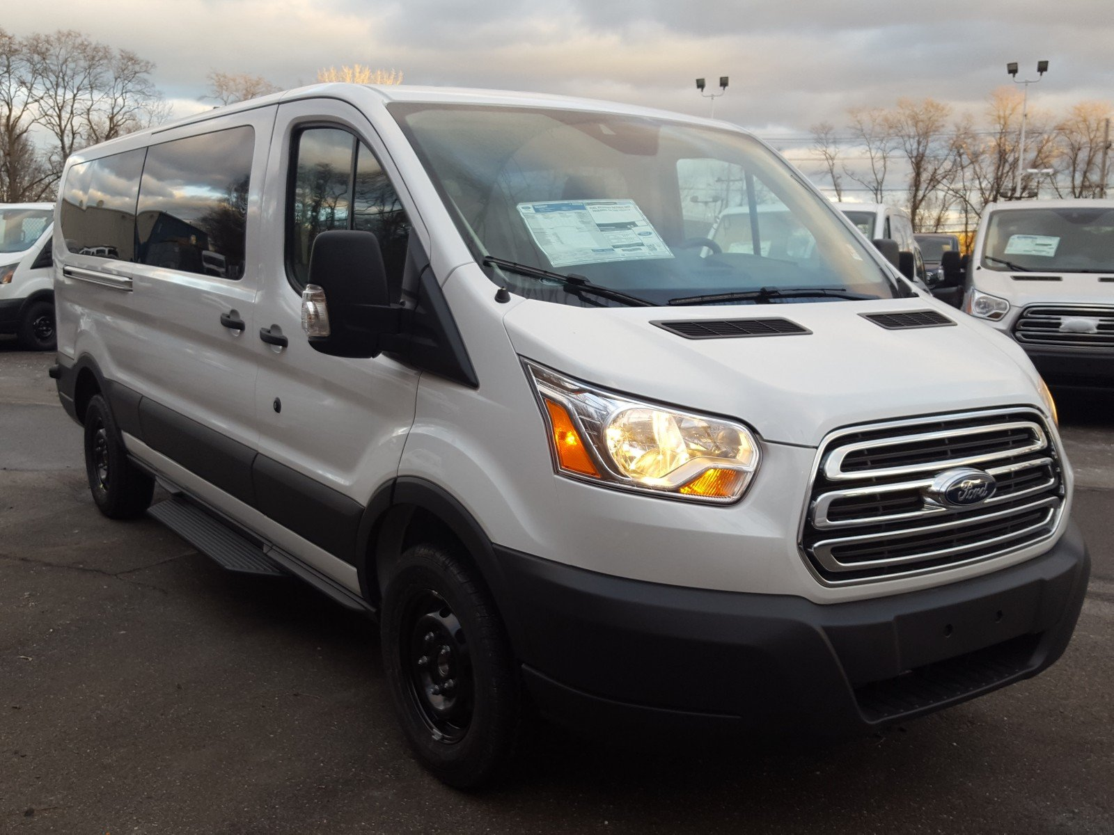 2018 Transit 350, Passenger Wagon #R7164 - photo 1