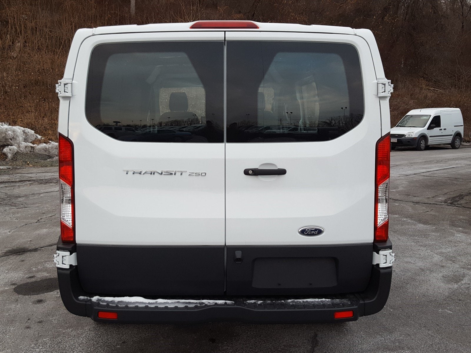 2018 Transit 250 Low Roof 4x2,  Empty Cargo Van #R7186 - photo 5