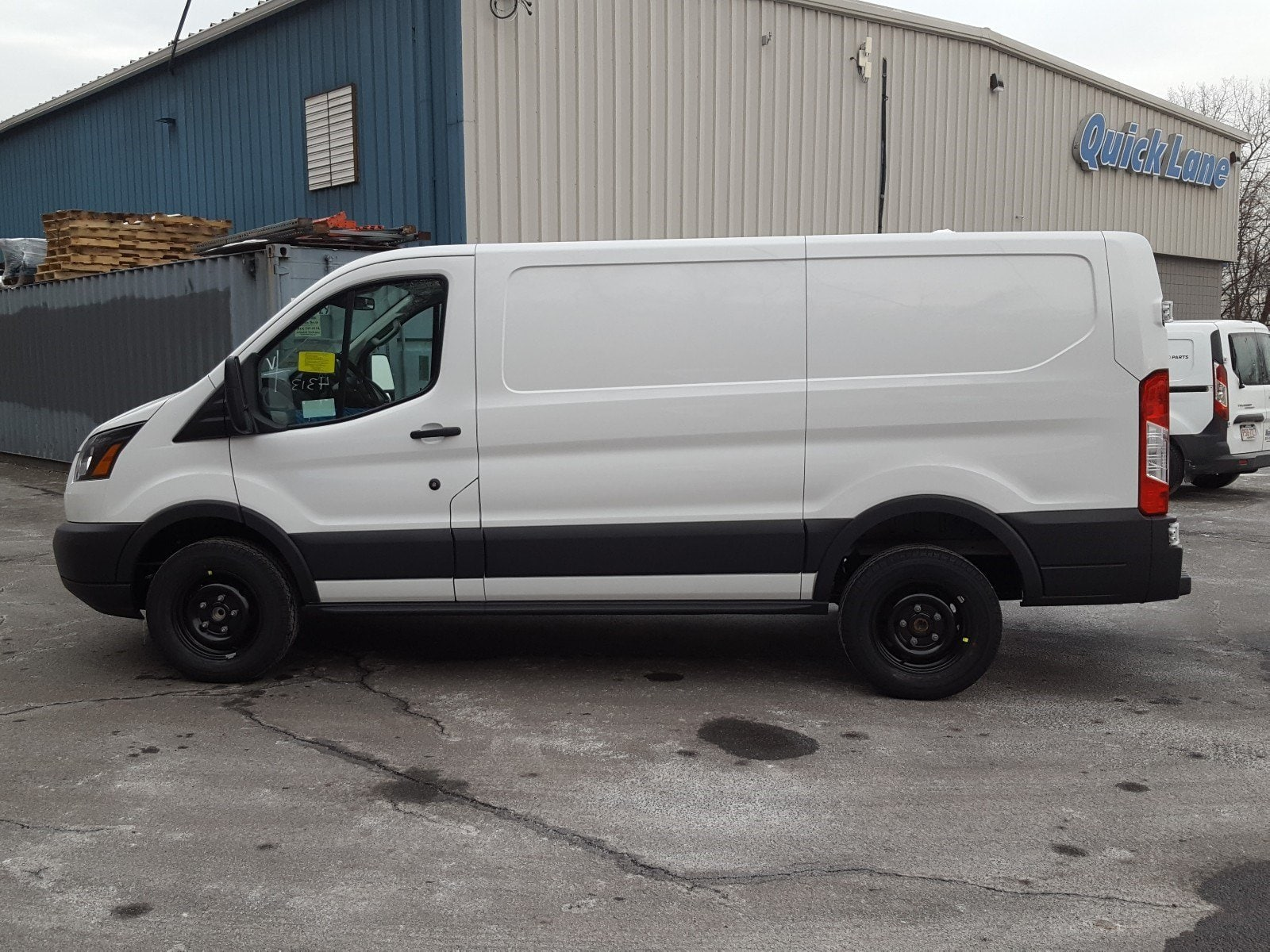 2018 Transit 250 Low Roof 4x2,  Empty Cargo Van #R7186 - photo 7