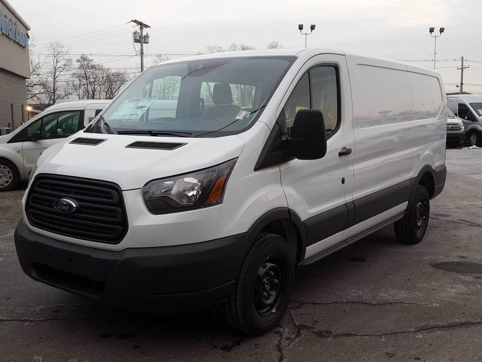 2018 Transit 250 Low Roof 4x2,  Empty Cargo Van #R7186 - photo 8