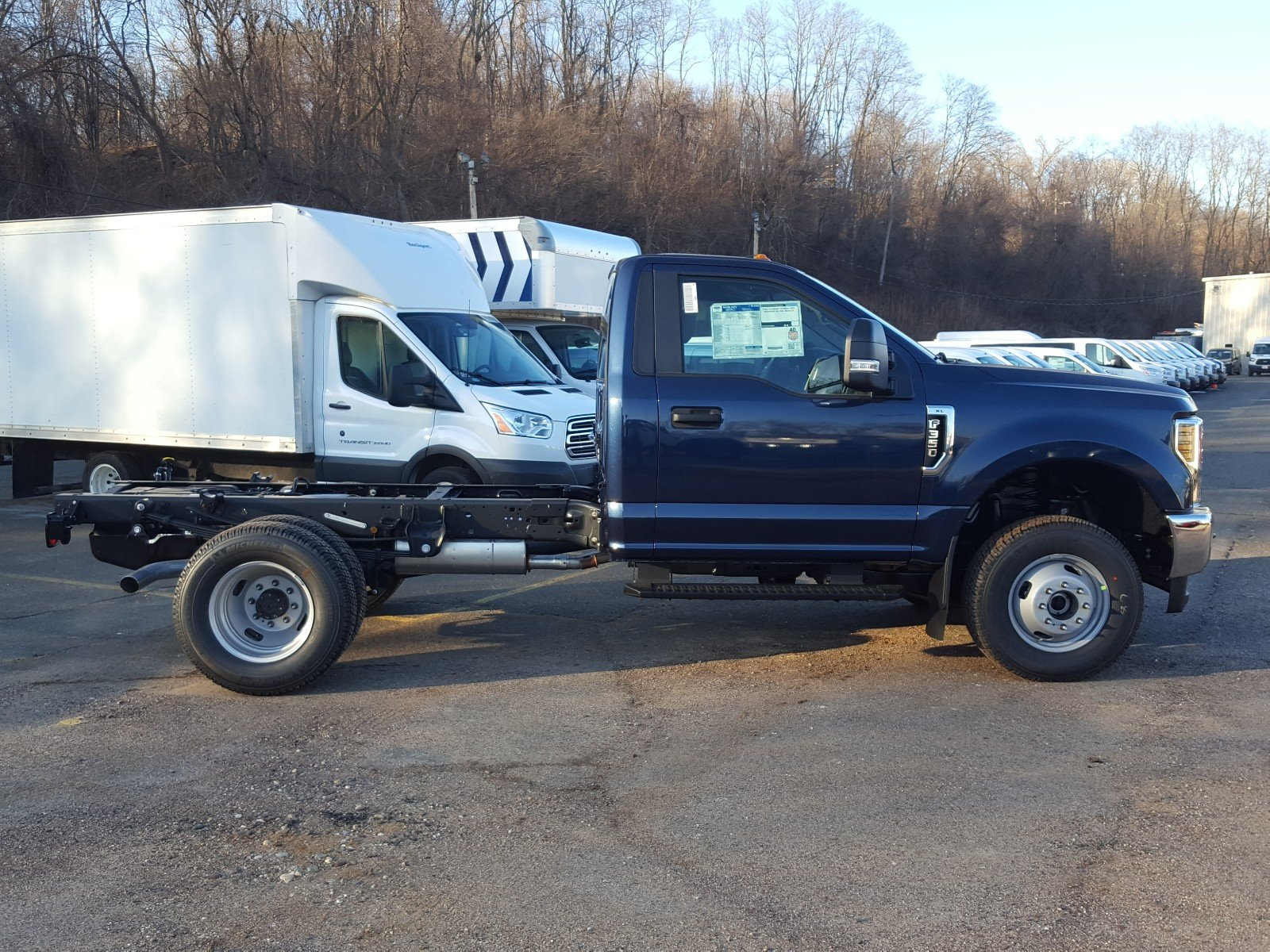 2018 F-350 Regular Cab DRW 4x4, Cab Chassis #R7231 - photo 4