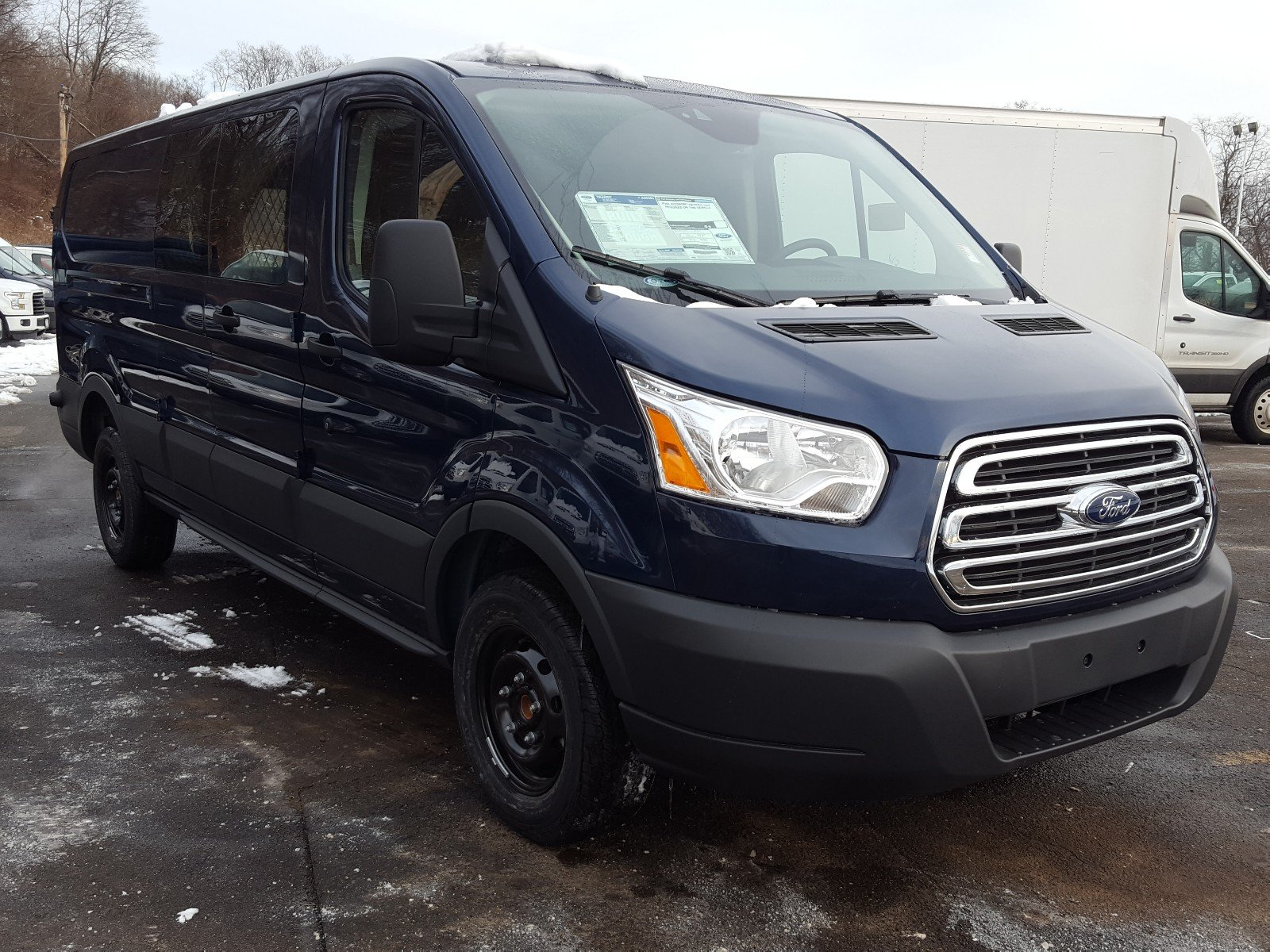 2018 Transit 250, Cargo Van #R7247 - photo 3