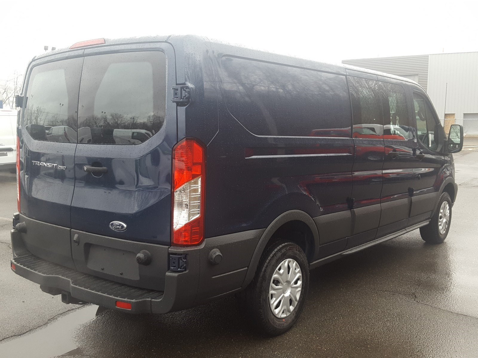 2018 Transit 250 Low Roof 4x2,  Empty Cargo Van #R7247 - photo 13