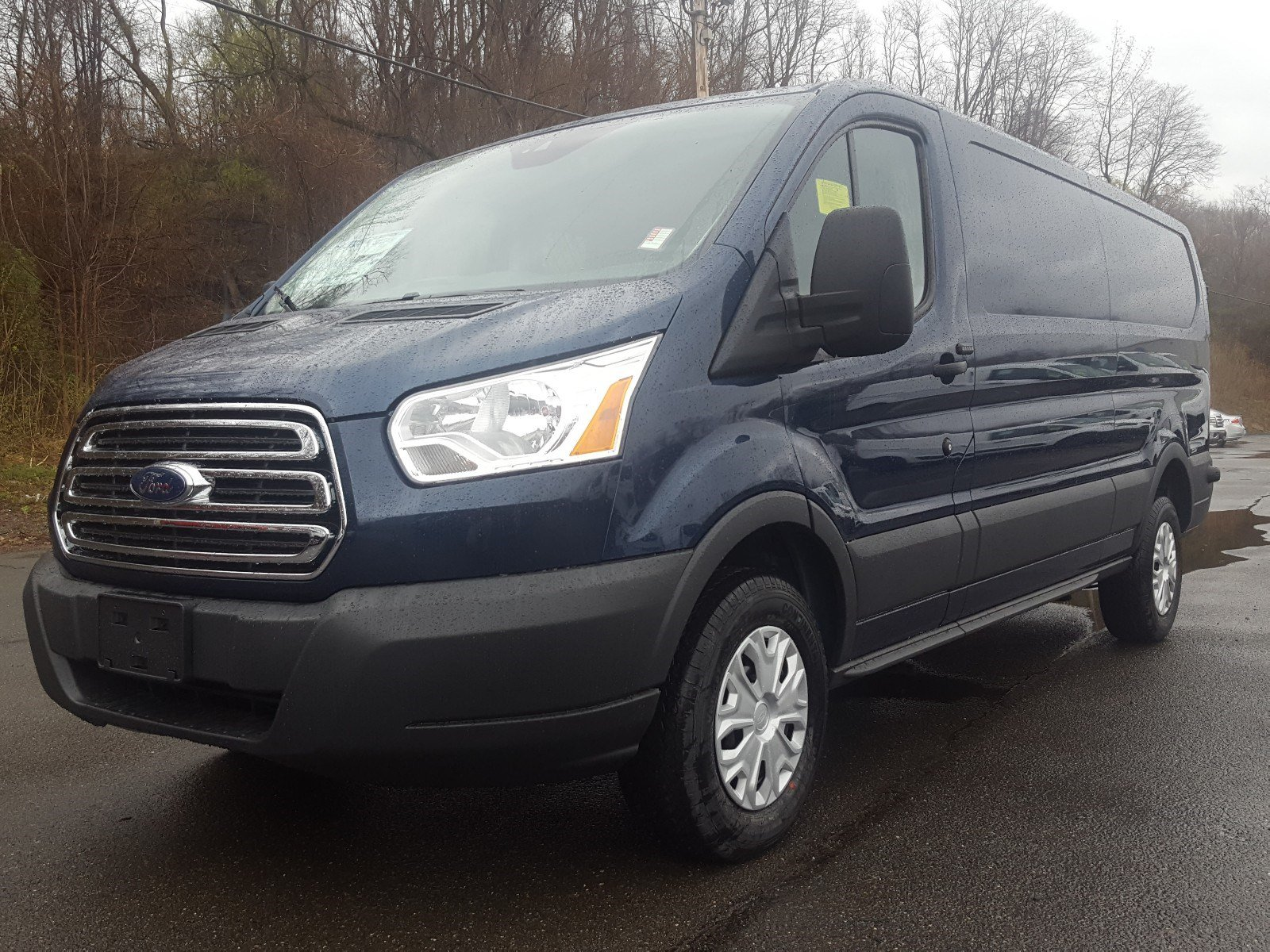 2018 Transit 250 Low Roof 4x2,  Empty Cargo Van #R7247 - photo 17