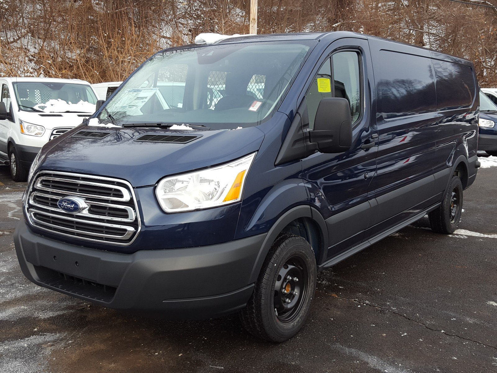2018 Transit 250, Cargo Van #R7247 - photo 1