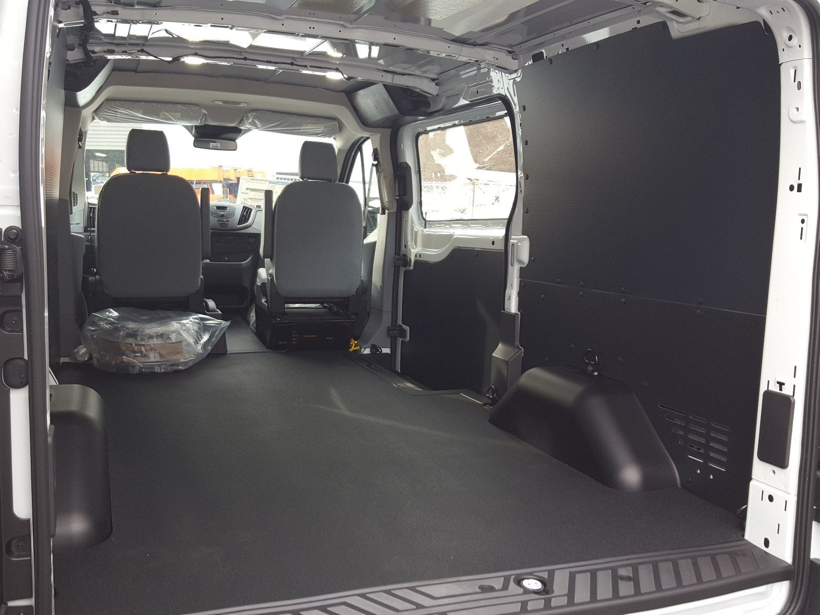 2018 Transit 250 Low Roof 4x2,  Empty Cargo Van #R7252 - photo 12