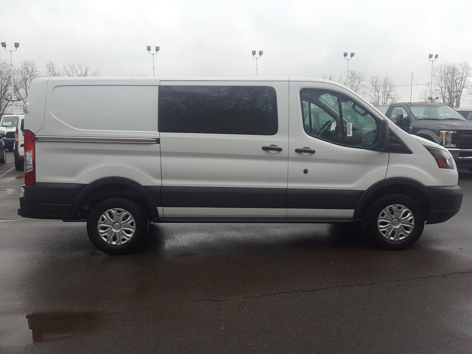 2018 Transit 250 Low Roof 4x2,  Empty Cargo Van #R7252 - photo 13