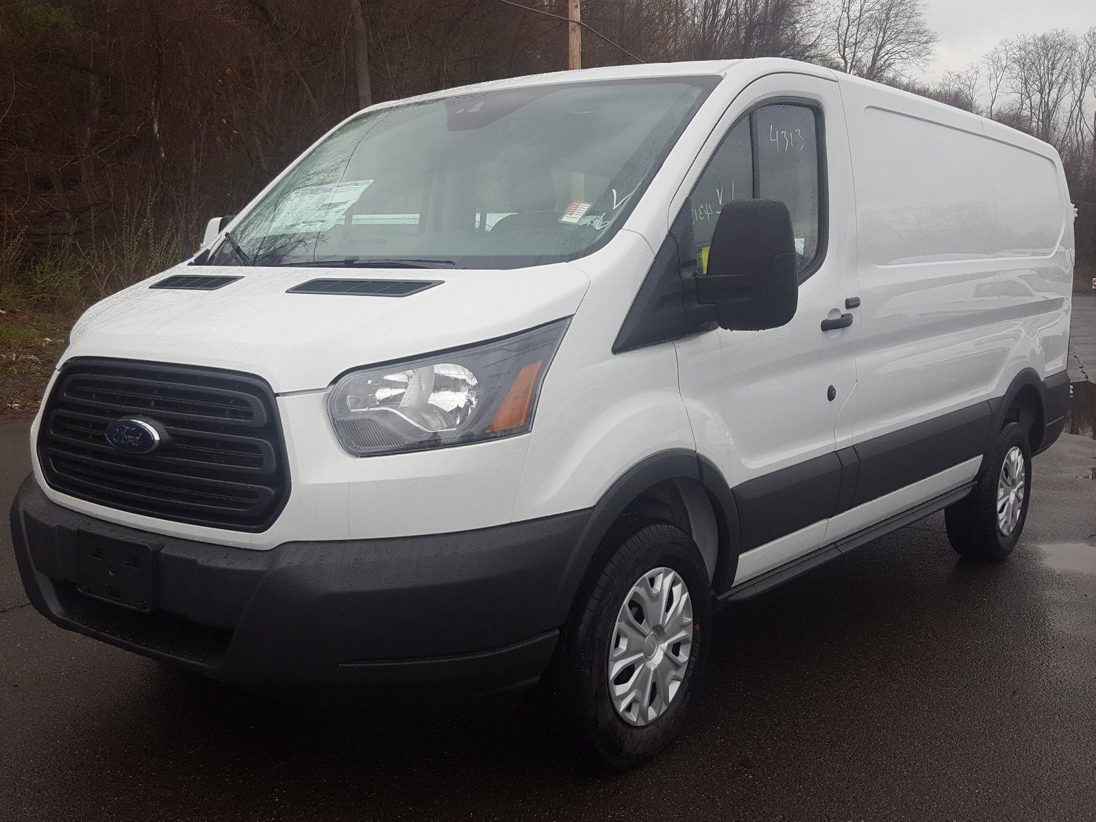 2018 Transit 250 Low Roof 4x2,  Empty Cargo Van #R7252 - photo 18