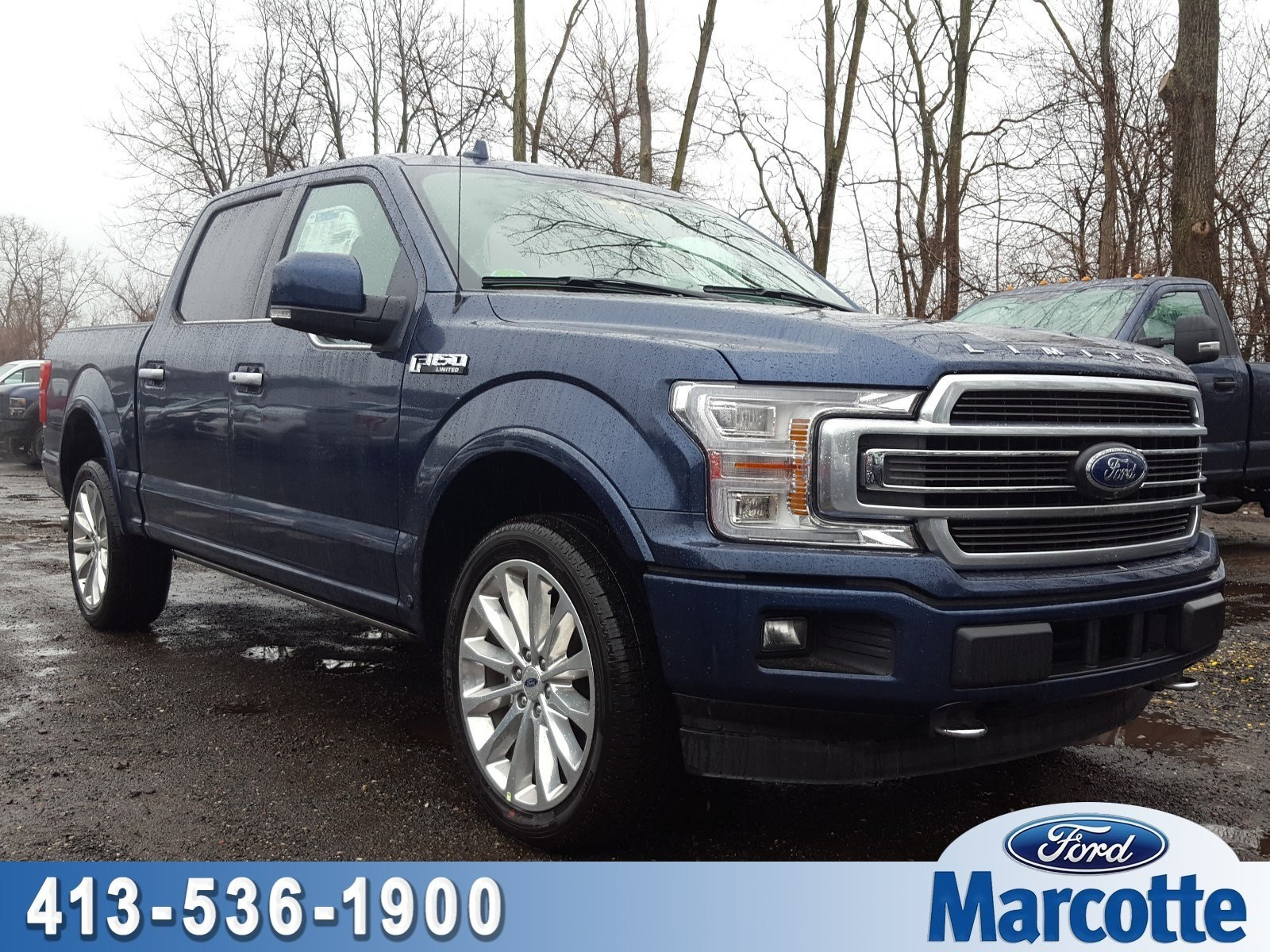 2018 F-150 SuperCrew Cab 4x4,  Pickup #R7296 - photo 1