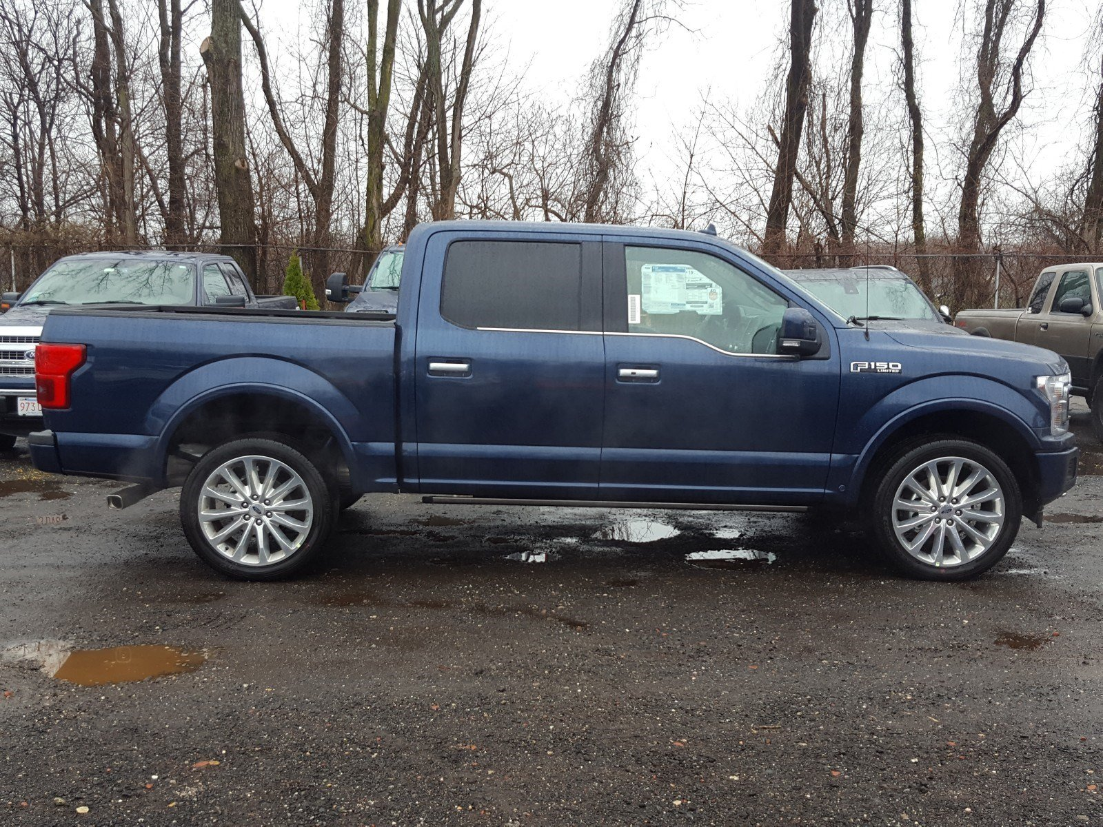 2018 F-150 SuperCrew Cab 4x4,  Pickup #R7296 - photo 14
