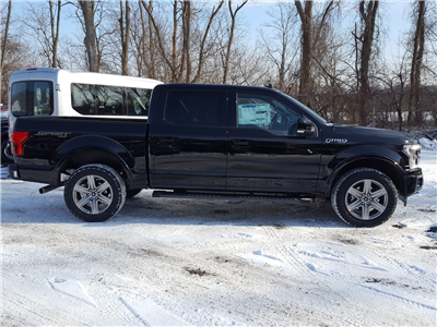2018 F-150 Crew Cab 4x4, Pickup #R7306 - photo 4