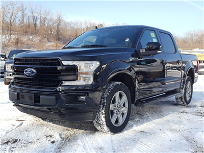 2018 F-150 Crew Cab 4x4, Pickup #R7306 - photo 1