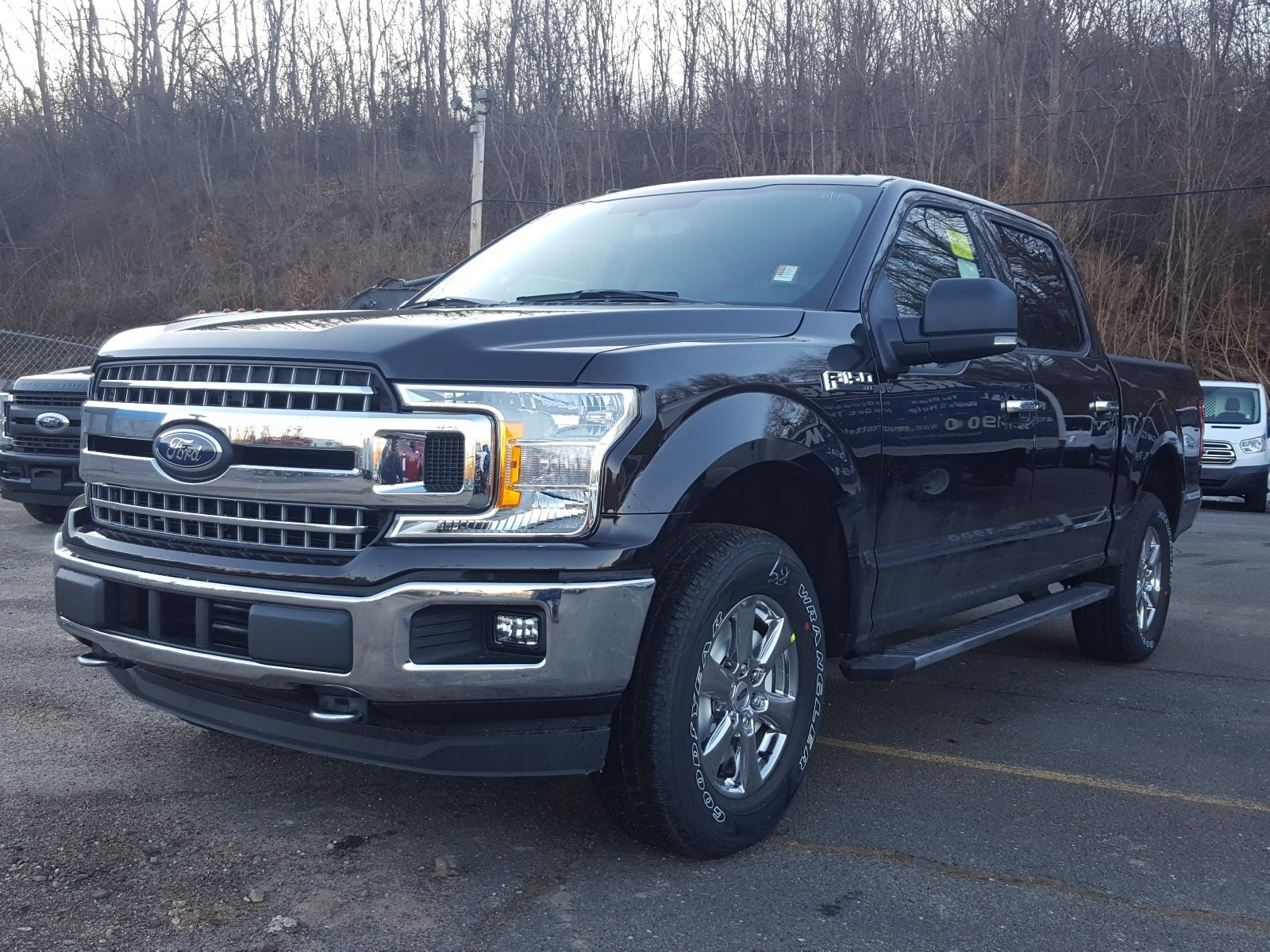 2018 F-150 SuperCrew Cab 4x4, Pickup #R7332 - photo 3